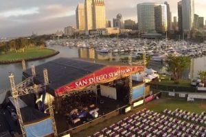 Aerial Video of San Diego
