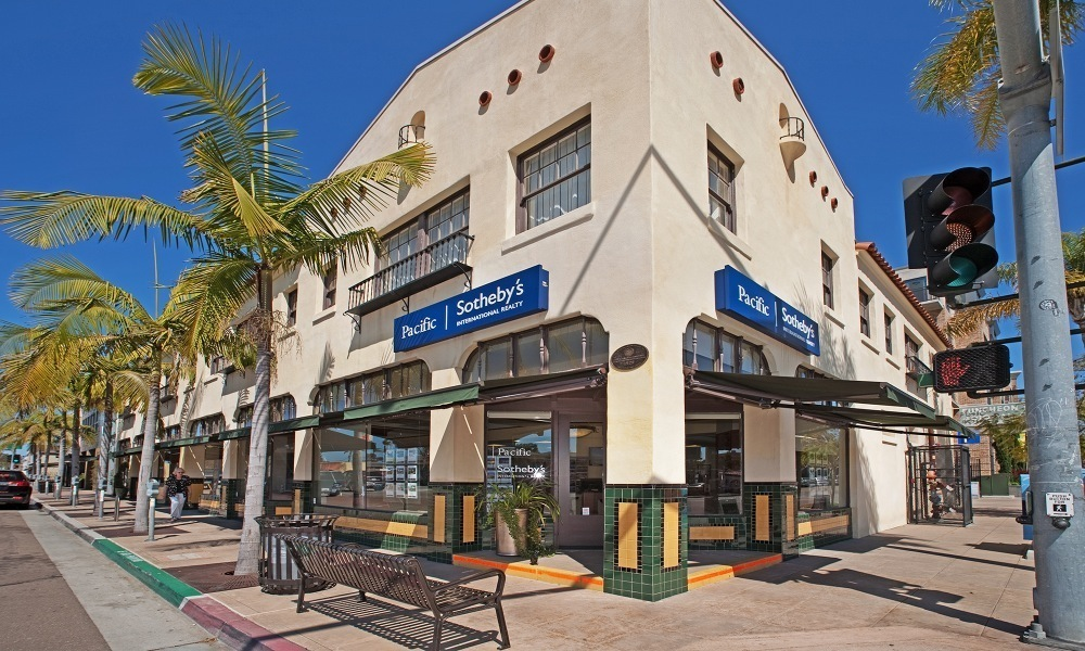 The Pacific Sotheby's International Realty office located in the heart of Mission Hills