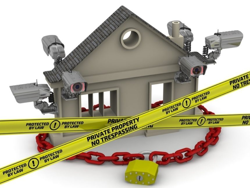 There is a time to keep access to your house highly restricted - while you are selling it is not usually that time.