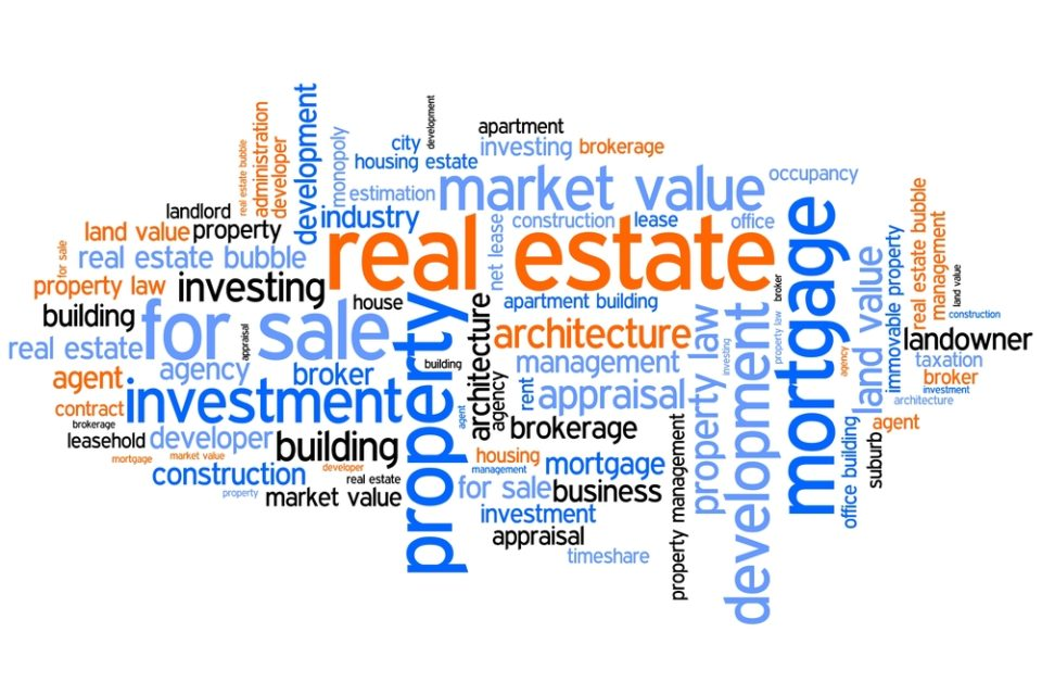 common real estate terms